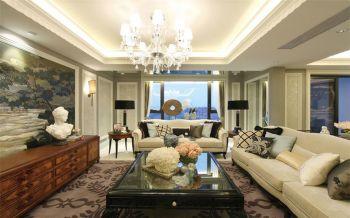 10万装修预算120平米两室一厅装修设计图