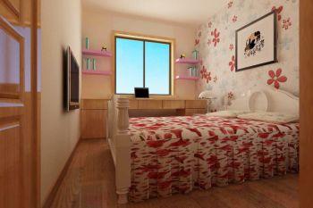 儿童房彩色照片墙现代风格效果图