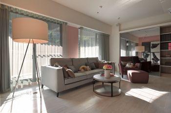 现代简约风格80平米两居室房屋装修效果图