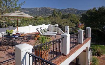 阳台白色沙发欧式风格装修效果图
