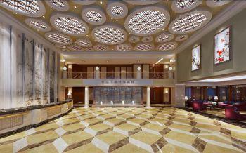 竹海酒店工装装潢图片欣赏