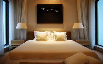 卧室韩式风格装潢图片