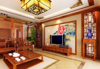 12装修预算100平米三室两厅装潢效果图欣赏