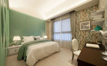 卧室古典风格装修效果图