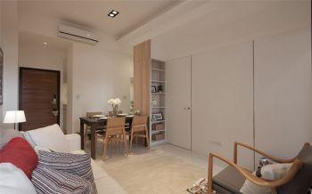 5万装修预算80平米两室一厅装修设计图