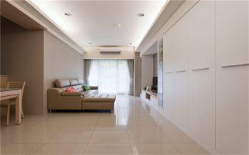 4万装修预算90平米两室一厅装修设计图