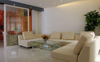 5万装修预算90平米两室一厅装修设计图