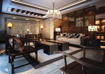 18万装修预算120平米三室两厅装修设计图