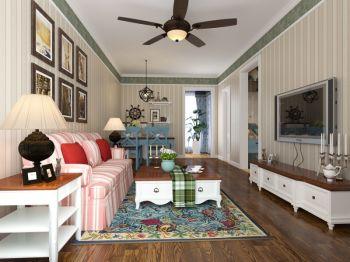 3.8万装修预算80平米两室一厅装修设计图