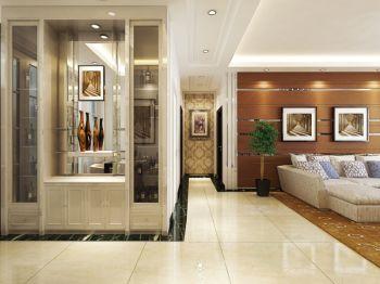 4.8万装修预算80平米两室一厅装修设计图