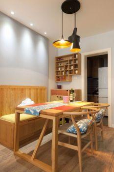 餐厅现代简约风格装修设计图片
