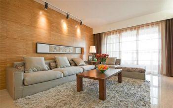6万装修预算100平米两室一厅装潢效果图欣赏