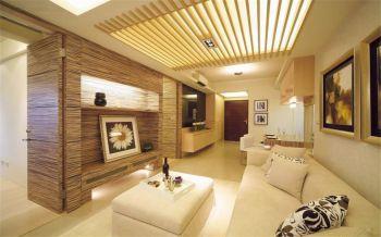 6万装修预算100平米两室一厅装修设计图