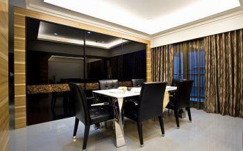 现代风格130平米3房1厅房子装饰效果图