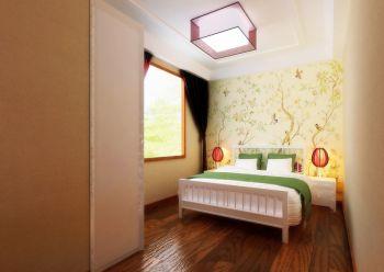 中式风格120平米套房房子装饰效果图