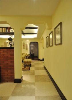 2021美式客厅装修设计 2021美式地砖装修效果图大全