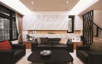 现代风格舒适豪华别墅装修效果图