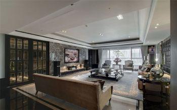 2021新古典120平米装修效果图片 2021新古典四居室装修图