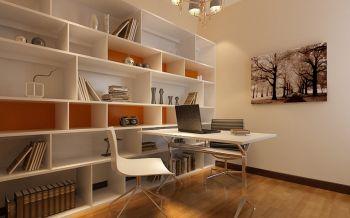 现代简约风格暖色家居装修效果图