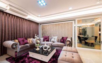 2019古典150平米效果图 2019古典三居室装修设计图片