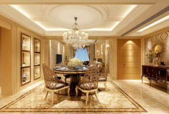 宁波印象外滩欧式三居室装修案例图
