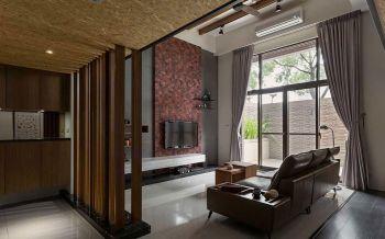 后现代风格小复式舒适家居装修效果图