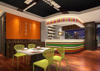 广州真精彩桑拿菜主题餐厅装修效果图