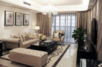 新古典风格180平米4房1厅房子装饰效果图