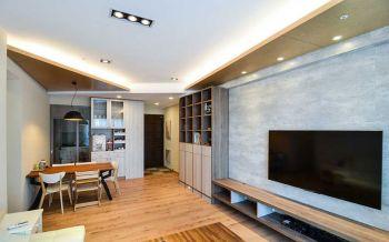 2019北欧70平米装修效果图大全 2019北欧二居室装修设计