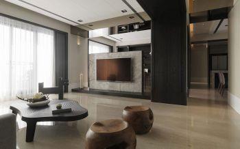经典格局风格舒适三居装修效果图