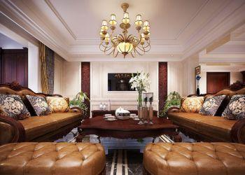 美式田园风格家庭套房装修效果图欣赏