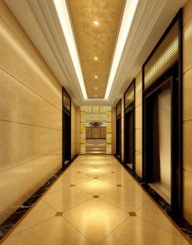 世纪钱柜KTV走廊设计