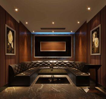 世纪钱柜KTV包房沙发装修设计