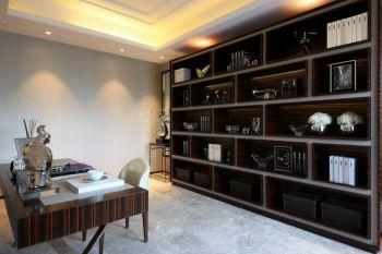 现代风格乐享幸福四居室装修效果图