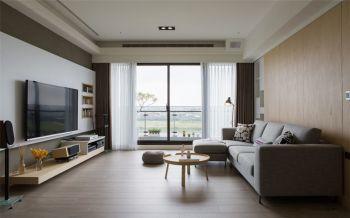 简约休闲式风格两居装修效果图