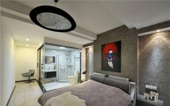 混搭风格古典式三居装修效果图