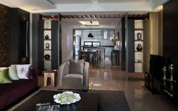 门厅古典风格装潢设计图片