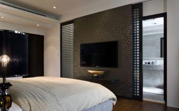 卧室推拉门古典风格装修图片