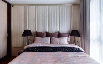 卧室白色榻榻米混搭风格装修效果图