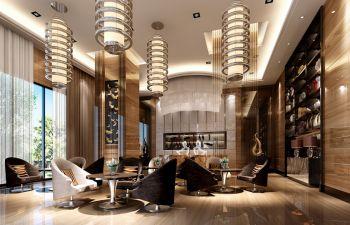 惠州中天国际售楼中心装修效果图