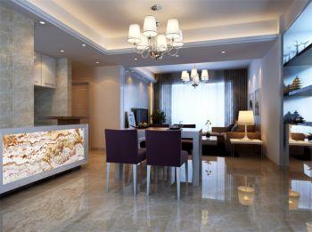 简欧风格150平米套房室内装修效果图