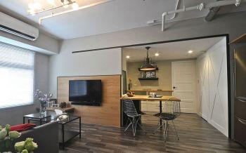 厨房门厅后现代风格效果图