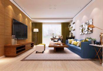 小户型家居现代时尚风格装修设计图