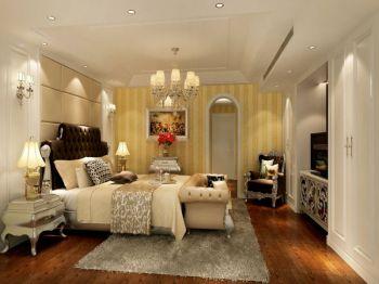 卧室现代风格装潢设计图片