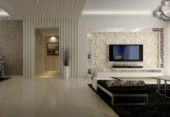 现代简约风格180平米4房1厅房子装饰效果图