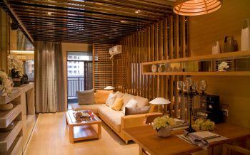 日式风格700平米小户型房子装饰效果图