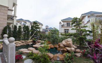 中式风格134平米3房2厅房子装饰效果图