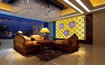 上海鑫煌海鲜酒店设计效果图