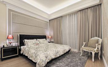 卧室地板砖欧式风格装饰效果图