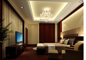 卧室灯具欧式风格装饰图片
